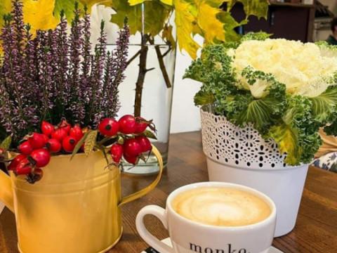 Jesień w Cafe Równik